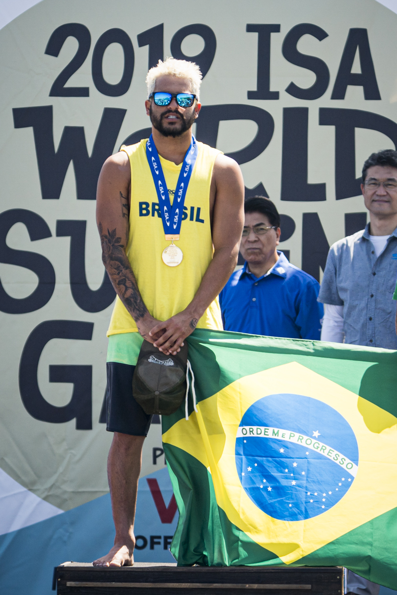 2019 world surfing games